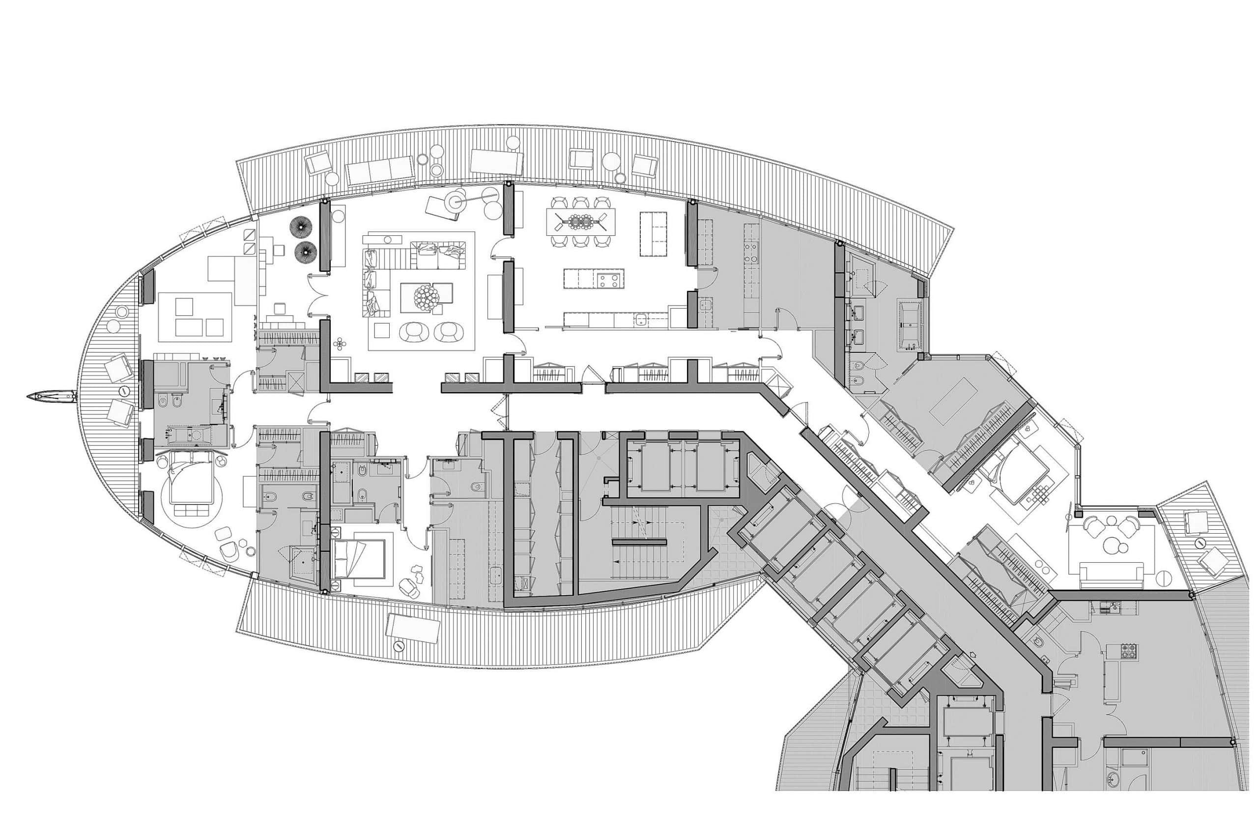 Estudio Arquitectura Monaco General