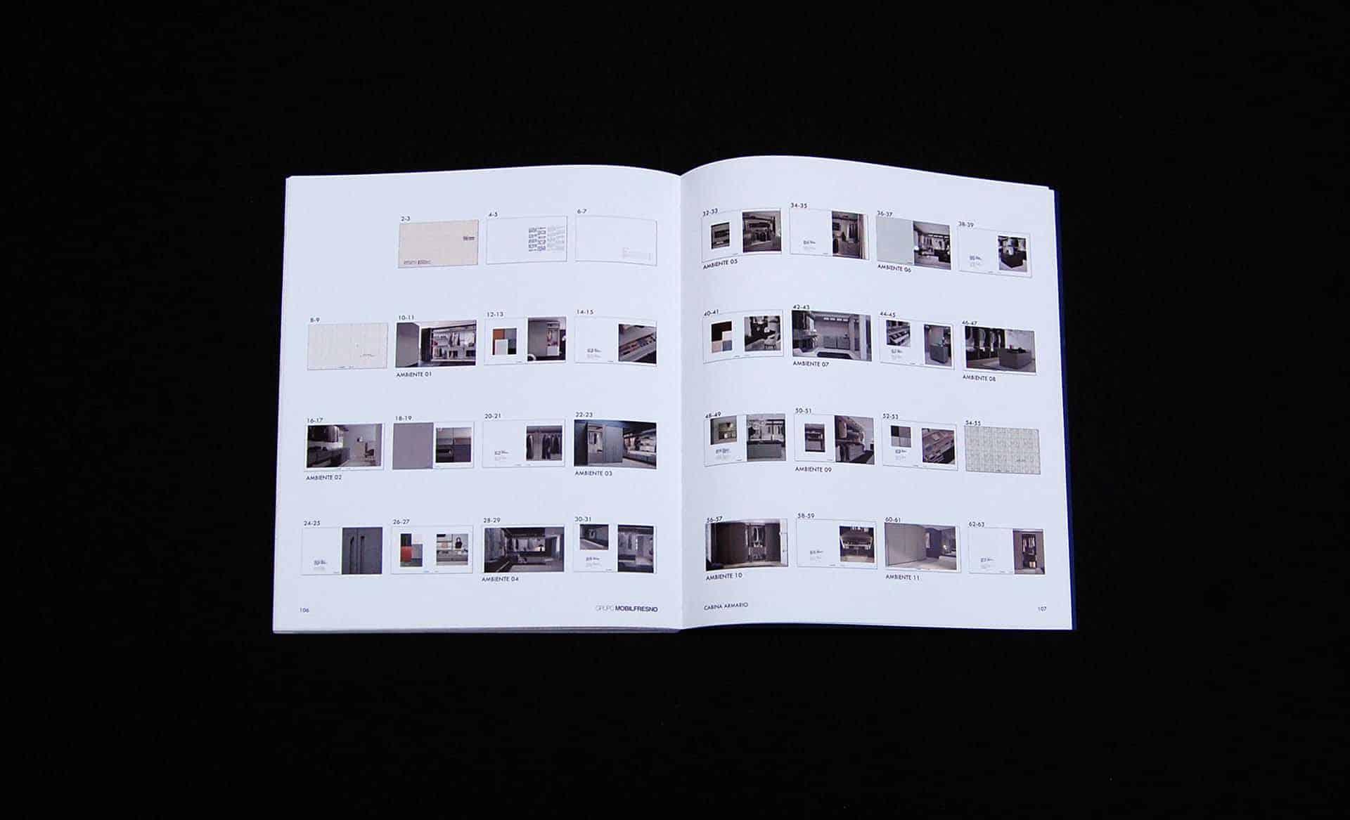 Diseño de Catalogos Exclusivos Mobilfressno