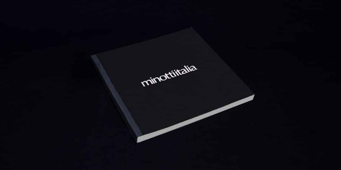 Diseño de Catalogos Exclusivos MINOTTIITALIA