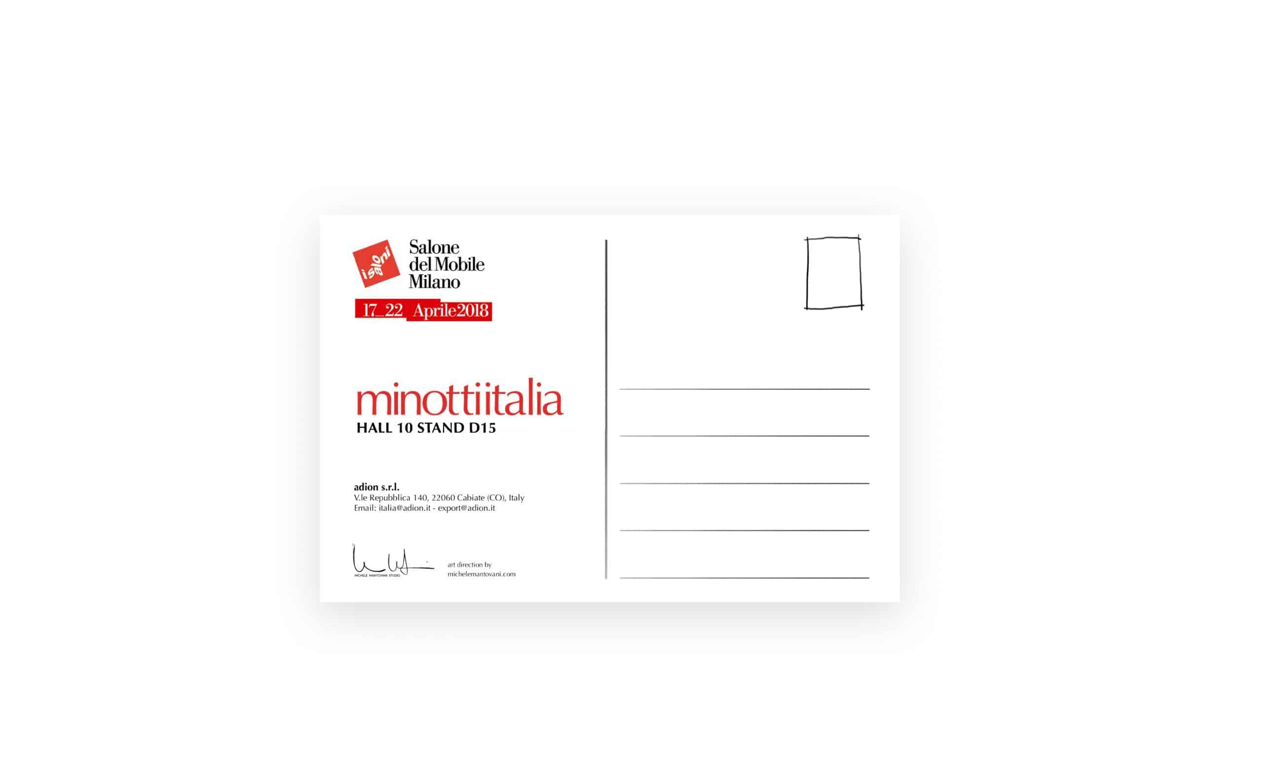 MINOTTIITALIA Flyer 18reverso