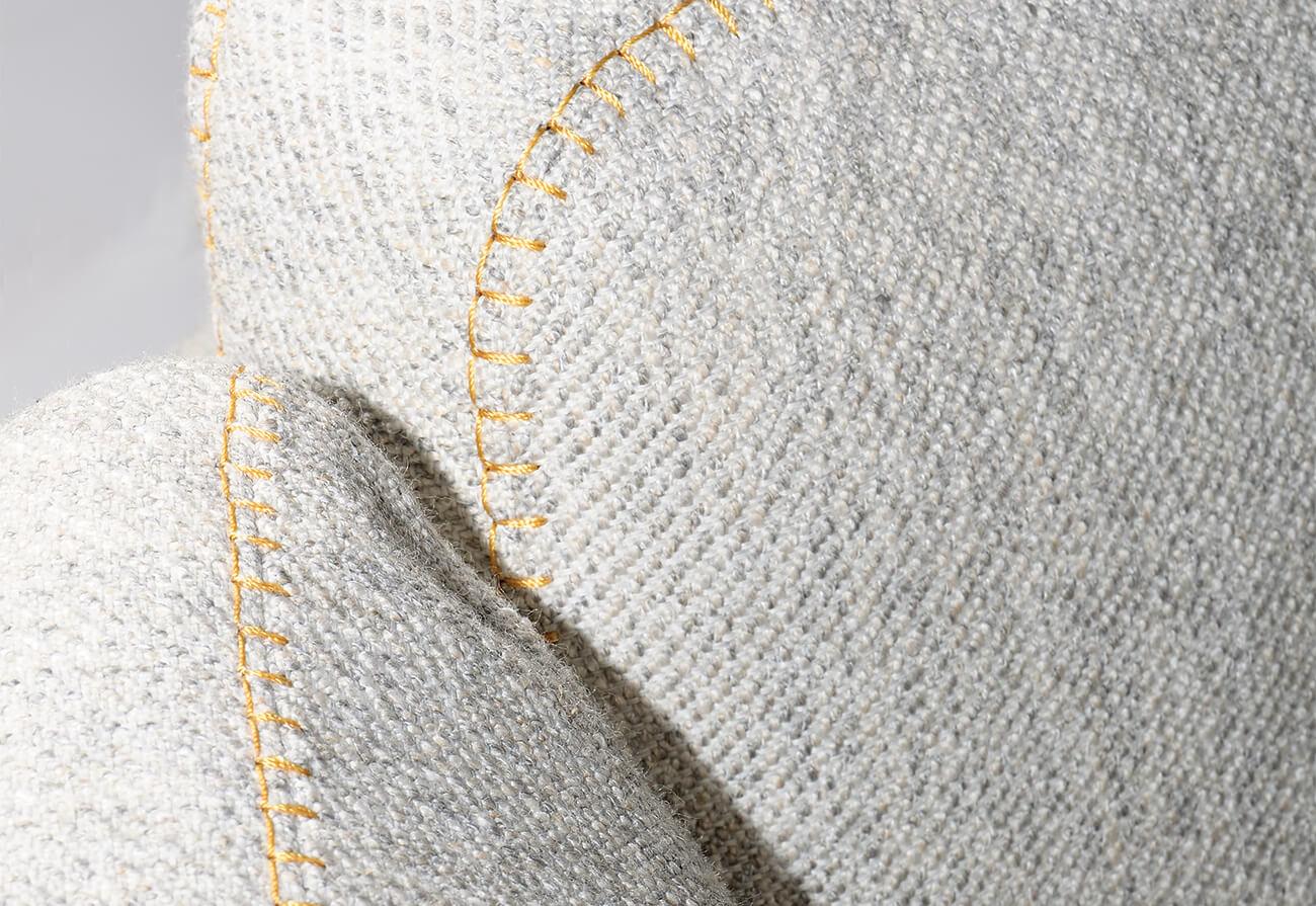 detail Kanji sofa