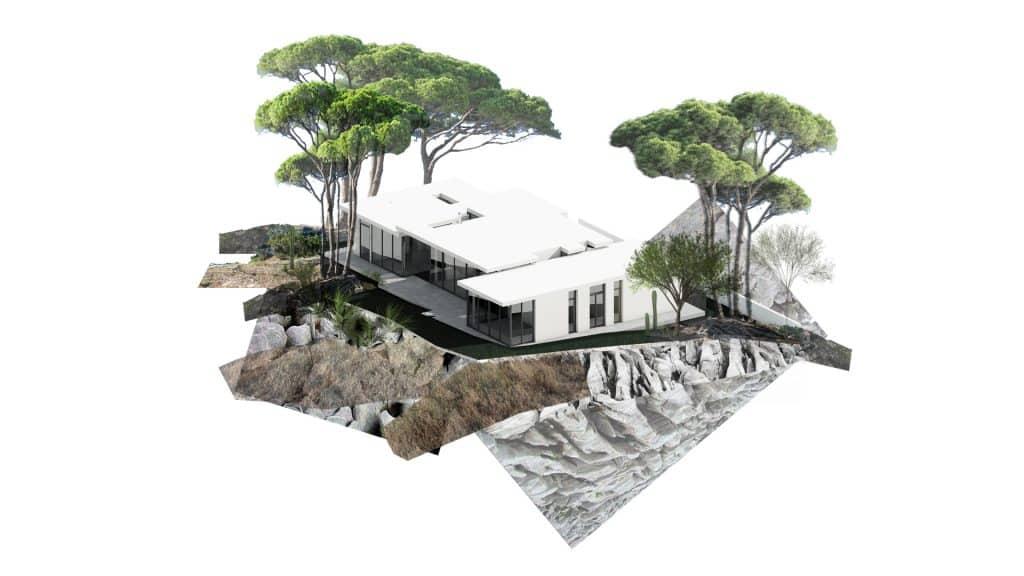 Disponer de luz natural es uno de los valores de la arquitectura sostenible